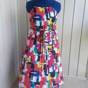 Rare Edition multicolor dress